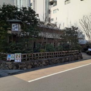 緊急事態宣言下の神田須田町/藪蕎麦