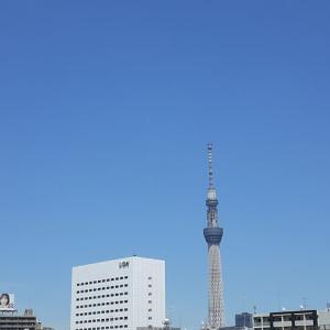 TOKYO2020/ブルーインパルス・リハーサル