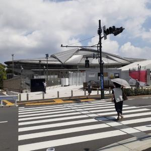 オリンピック会場へ行ってみた。/東京体育館