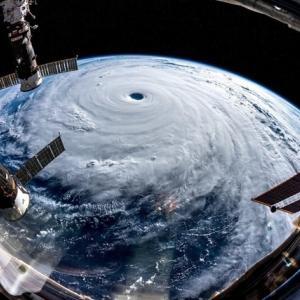 巨大台風が来る