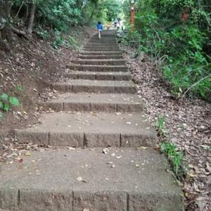 鏡山登山20200509