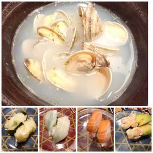 ◆平禄寿司 あさりバター