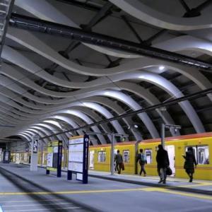 新しい銀座線渋谷駅に行ってきました