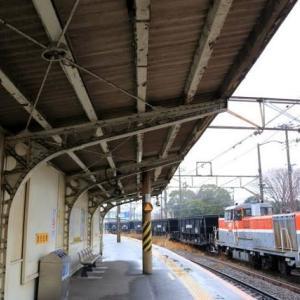 唯一残っている石炭輸送列車を追う<DL編>