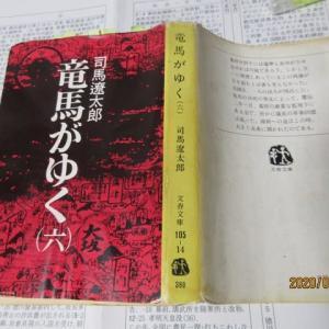 9 051 司馬遼太郎「竜馬がゆく(六)」(文春文庫:1963)感想5