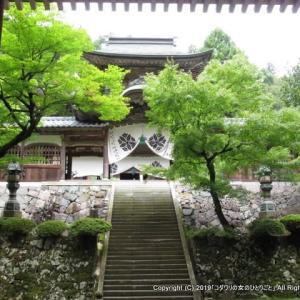 【福井県・永平寺】ごま豆腐と永平寺そばが有名な永平寺へ