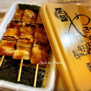 【函館】これだけは食べないと!ハセガワストアの「やきとり弁当」は栗ご飯タイプが出てました。