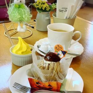 【函館】大好きなメレンゲ台のモンブランに出会えた💖プティメルヴェール