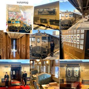 【或る列車】スイーツトレインふたたび💛長崎⇒佐世保コースを乗車その1★長崎と佐賀の旅4