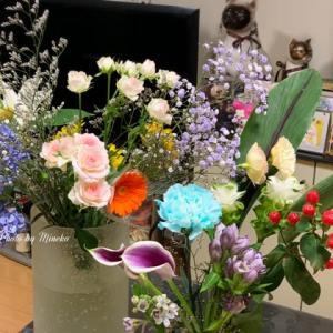 【おうち時間】お花のサブスク、ハナハナとイイハナで花のある暮らし