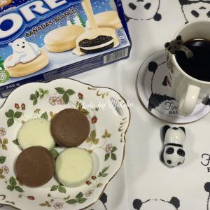 【スペイン】チョコがけオレオのホワイトが最高に美味しい!