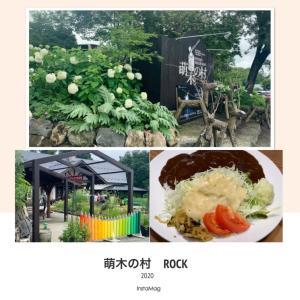 【山梨県清里】お久しぶりの清里・萌木の村の名物『ROCK』のカレーを