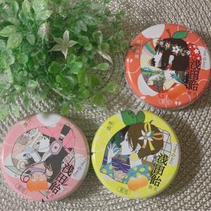 ロフトで発売中♪『浅田飴×中村佑介』コラボ缶