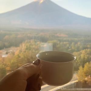 【山梨県】旅の思い出2020 富士山が見たくてハイランドリゾートホテル&スパ グランドエグゼクティブフロア