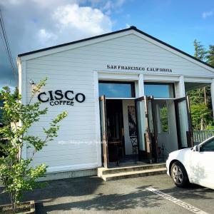 【河口湖】おしゃれなカフェ、河口湖のサンフランシスコ@CISCO (シスコ)