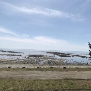 2020/04/01 男鹿 椿漁港 ホッケ×1、アイナメ×1、メバル×1