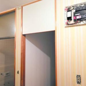 一階和室 畳撤去&床張り