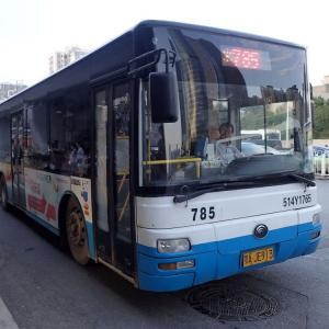 武漢光谷現代有軌電車~漢陽地区とは異なるタイプのライトレール路線