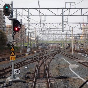 JRおおさか東線・新規開業区間の様子
