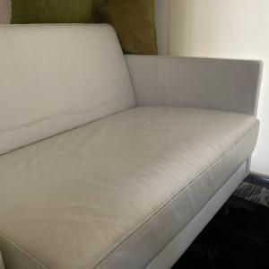 ソファーカバーが高いから自分で作る!