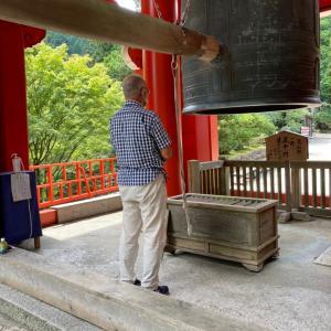 彼氏とデート 比叡山延暦寺