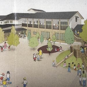 台風19号の影響で移転新築の上郷保育園は10月開所へ変更