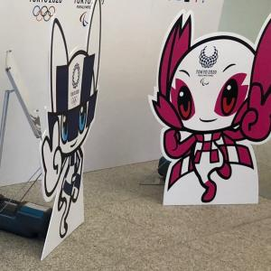 本来明日は東京オリンピックの閉会式☆今日の長久手市の新規感染者は2人