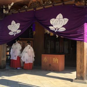静かな秋の例大祭☆景行天皇社