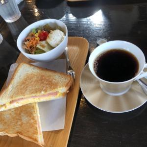 カフェ ローシャ(cafe ROXA)のモーニング