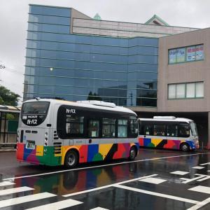 新しいN-バスを買入れ☆令和3年成人式の代替イベントは中止