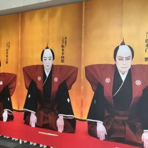 久々の歌舞伎座で「こうらいや!」【高麗屋三代襲名】