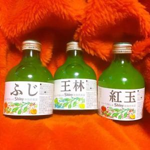 メロンとリンゴジュースの二層ゼリー⭐️自粛生活の賜物