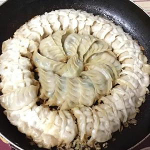 いざリベンジ‼️😤餃子を美味しく焼くためにティファールのフライパン‼️