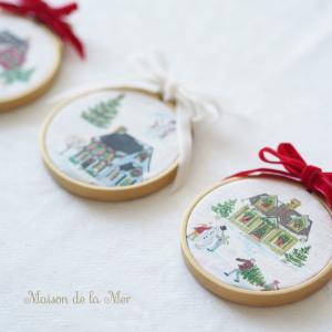 三姉妹のお嬢様にクリスマスプレゼント♡