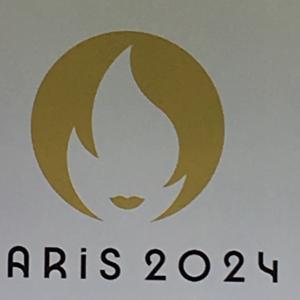パリオリンピックのロゴ