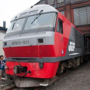 Diesel Locomotive#261