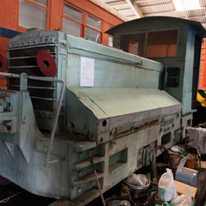 Diesel Locomotive#375