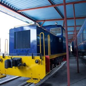Diesel Locomotive#472