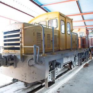 Diesel Locomotive#473