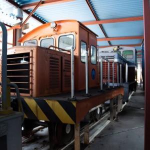 Diesel Locomotive#474