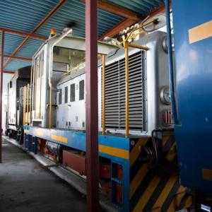Diesel Locomotive#480