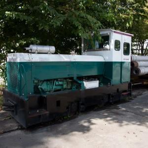 Diesel Locomotive#500