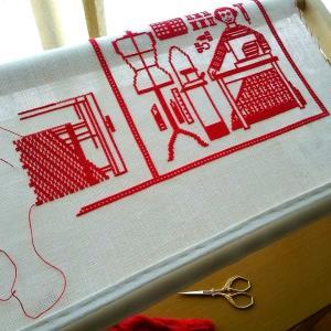 Weaving (職人さんシリーズ)