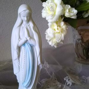 花とマリア様