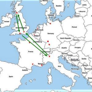 海外の空港たち-2 スコットランド