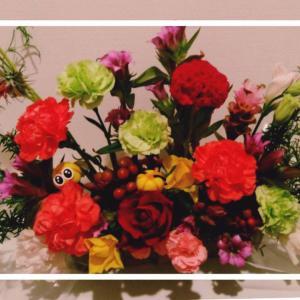 お花のlesson