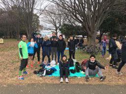 西東京市リレーマラソン爆走してきました