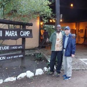 2019ケニアでサファリの旅(その8)マサイ・マラ最後のサファリ