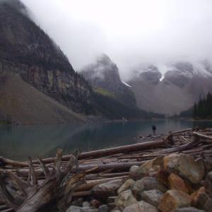 2020ブログで蘇るカナダ・アメリカの旅(その3)モレイン・レイクとヨーホー国立公園