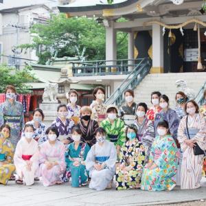 【イベントレポ】キモノ日和の夏祭りありがとうございました!